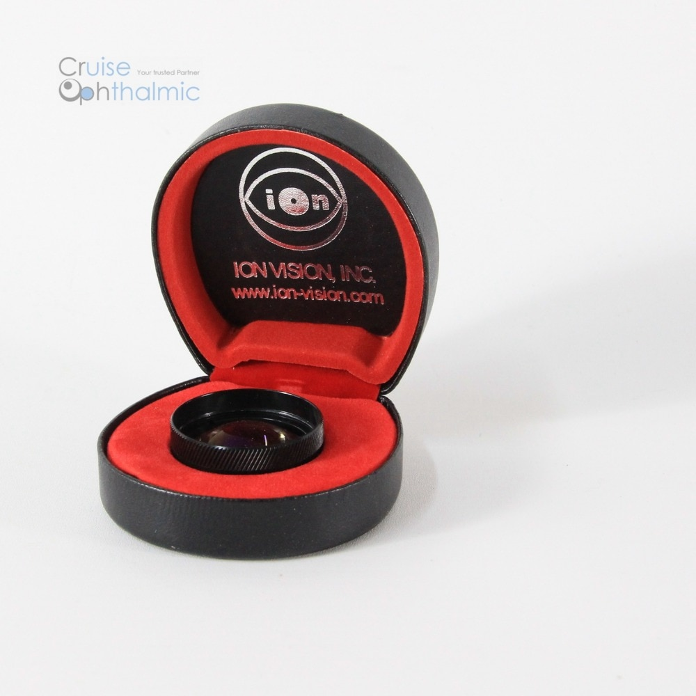 ION eZview 78D Slit Lamp Retina Lens 0.93X   Aspheric Lens 78D Aspheric Lens Retina Lens   Non Contact Indirect Lens