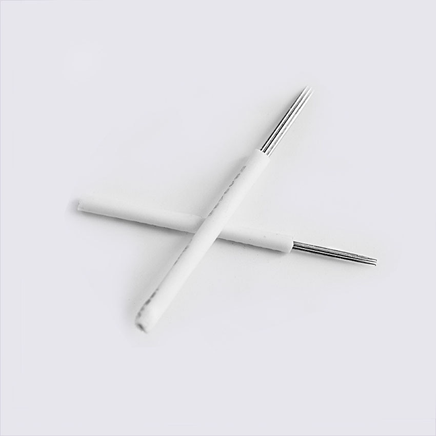 Round Needles for Manual Pen Semi Permanent Makeup Fog Needle  Microblading Eyebrow Tattoo