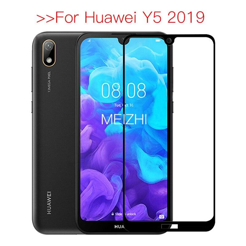 Segurança Vidro Temperado Para Huawei Y5 2019 Protetor de Tela de Vidro De Proteção sobre Para Huawei Y 5 2019 Y52019 AMN-LX1 AMN LX1 5Y 2019