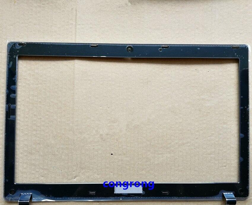 Carcasa frontal para portátil, cubierta de pantalla bisel LCD, carcasa B/tapa para Acer 5750 5750G AP0HI000300