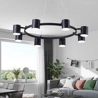 Modern Led Pendant Light Glass Globe Led Hanging Lamp Fixtures Indoor Lighting Lustre luminaria Suspend Lamp