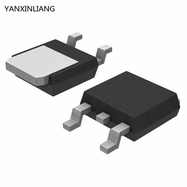 20 piezas D882 D882M 2SD882 3A 40V NPN-252 transistor