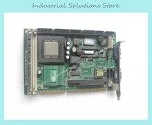 Carte mère IPC et demi-longue carte 586CPU PCA-6154 A3 100% testé qualité parfaite