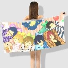 Anime Manga FREE! IWatobi Swim Club  Bath Beach Towel Bathroom 001