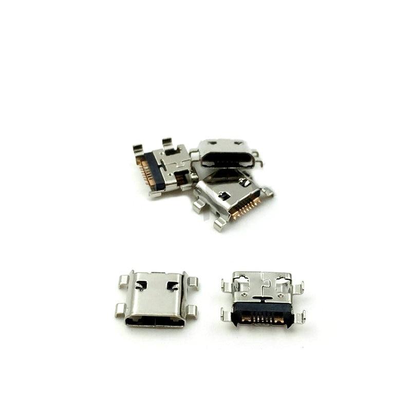 5pcs/Lot ,Micro USB Plug Power Charging Port Connector Socket For Samsung Galaxy S3 mini I8190 S7562 Phone