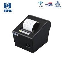 Novo Wi-fi produto 58mm POS impressora térmica MQTT Pode Solução de Impressão Logo suporte baixar e imprimir com gaveta de dinheiro porta