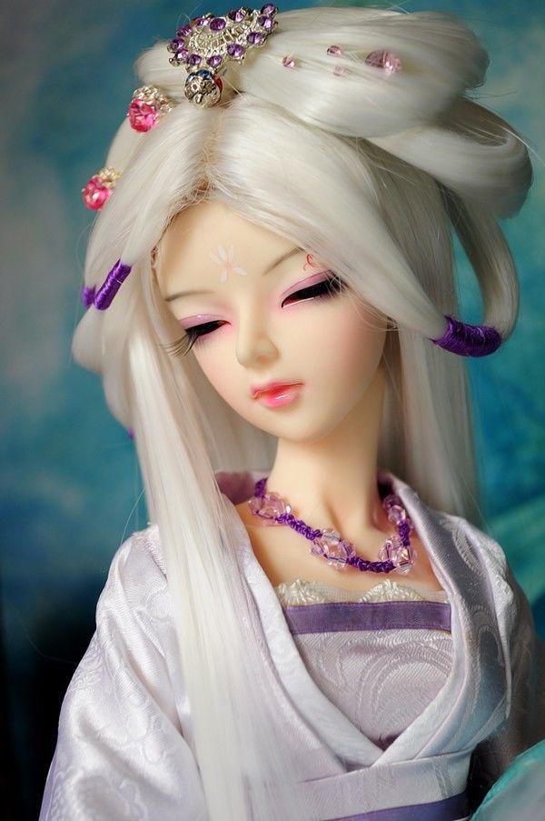 [Wamami] Od 1/3 a mano acrílico + resina BJD chica conjunto. Chi Yao gratis cara/los ojos