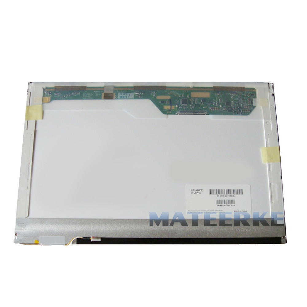 Pantalla LCD 14,1 de alta calidad LTN141AT03/LTN141AT13/LTN141W1/N141I3-L02/N141I3-L01