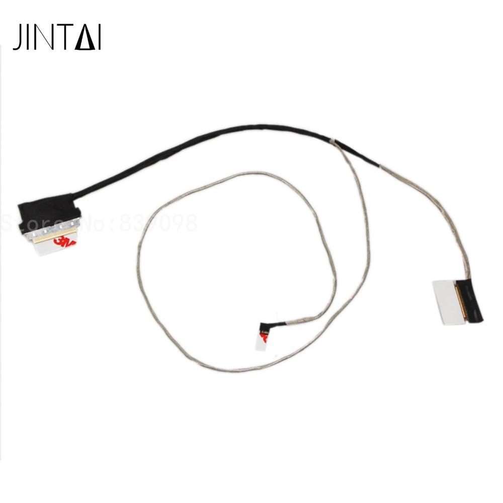 Lcd EDP Video Cable para HP 15-AC 15-AF 250 255 G4 TPN-C125 DC020026M00 30 Pin