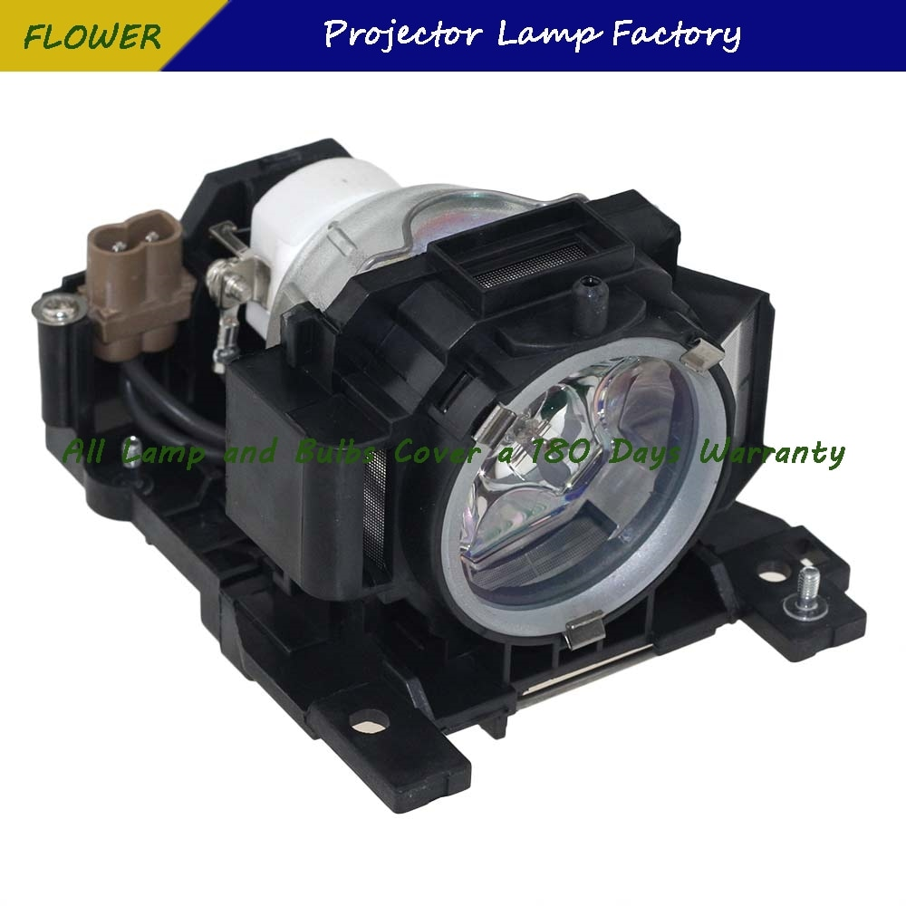 DT00891 Replacement Lamp Module wiht Housing for Hitachi CP-A100 ED-A100 ED-A110 CP-A101 CP-A100 CP-A100J With 180 days Warranty original projector lamp dt01151 for hitachi cp rx79 cp rx82 cp rx93 ed x26