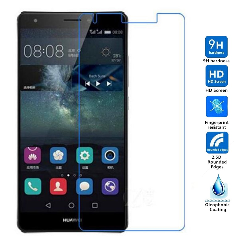Tempered Glass For Huawei Mate S CRR-L09 CRR-CL00 Screen Protector Film Tempered Glass For Huawei Ma