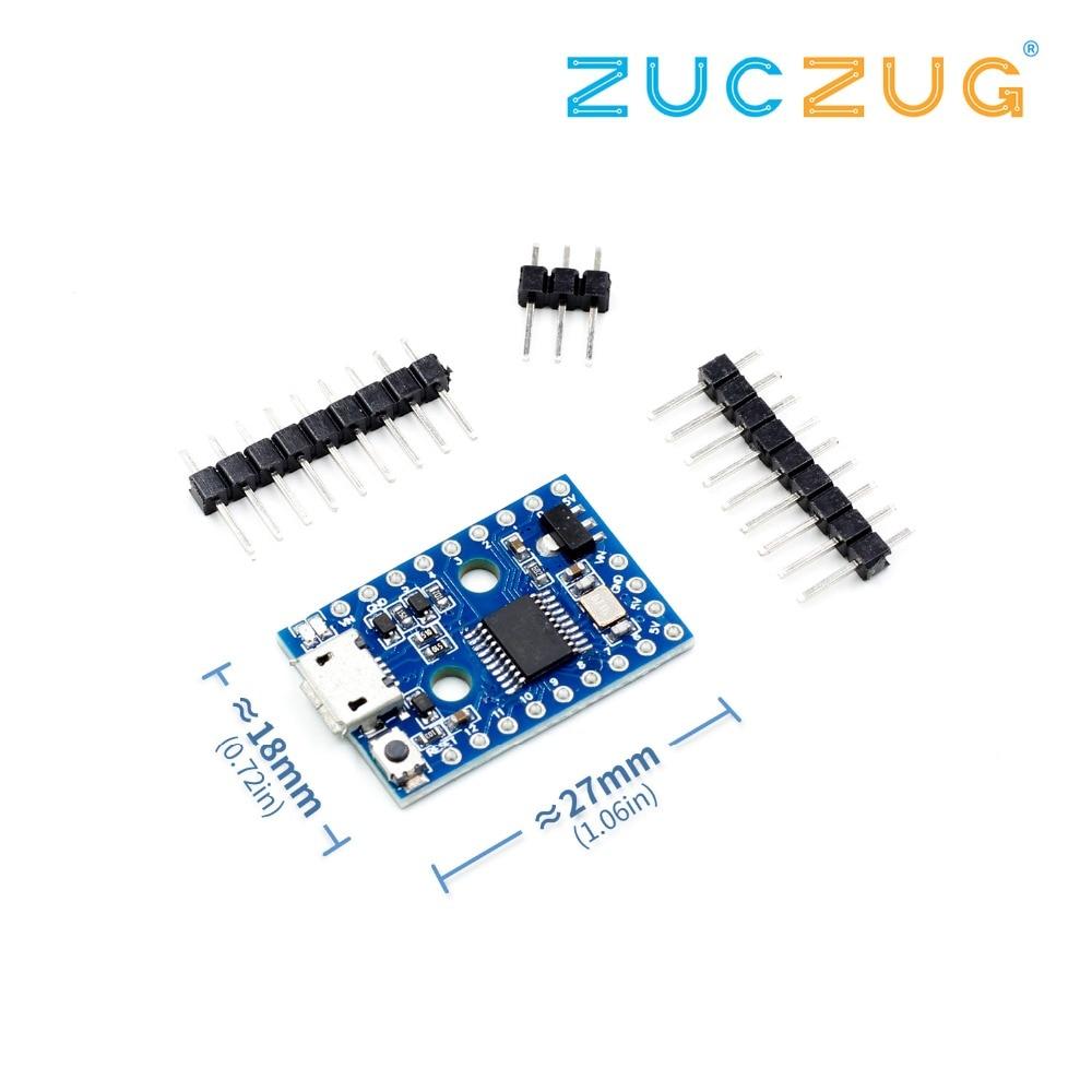 Digispark Pro kickstarter Placa de desarrollo uso Micro ATTINY167 módulo para usb