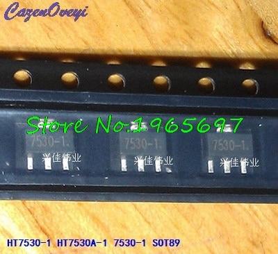 10 unids/lote HT7530-1 HT7530A-1 7530-1 SOT-89 en Stock