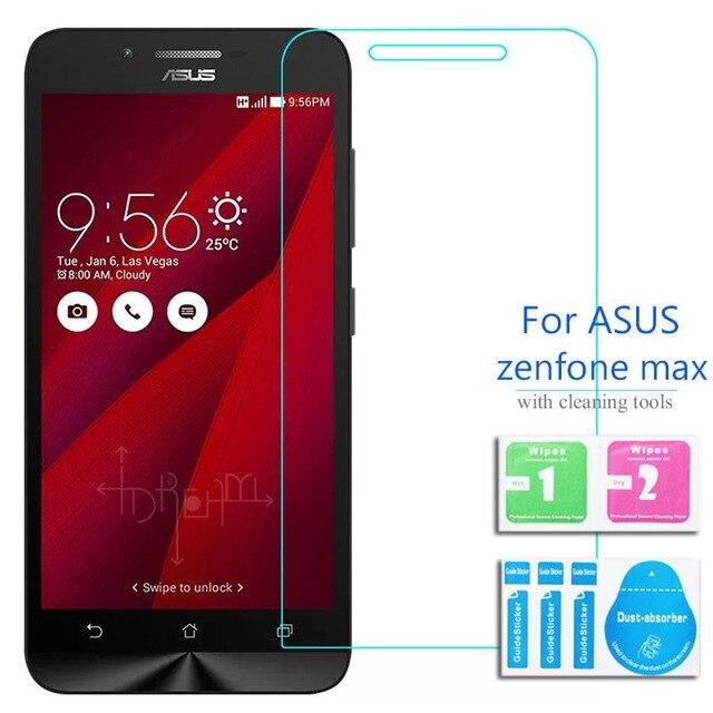 Vidrio templado para ASUS Zenfone Max ZC550KL Protector de pantalla película protectora para Asus Z010D Z010DA Z010DD vidrio