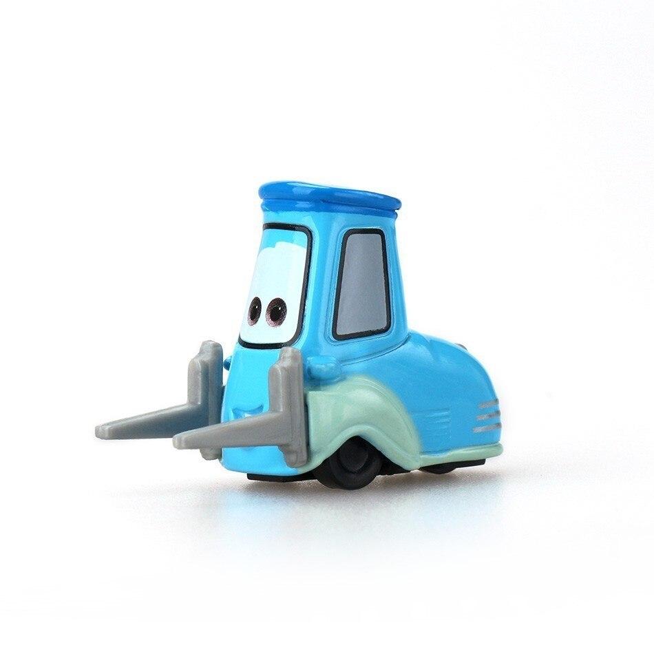 Машинка металлическая детская «Тачки 3», 1:55