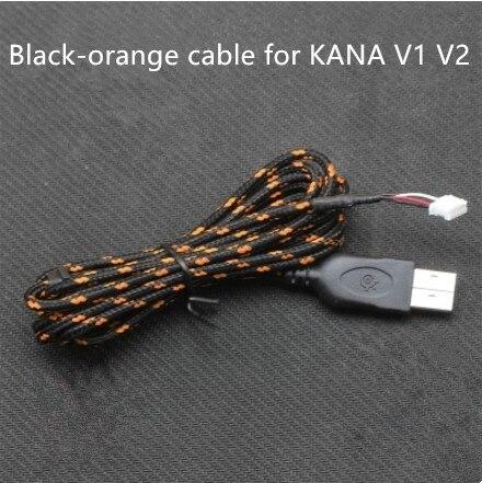 1 cable de ratón nuevo para steelseries KANA V1 V2 KINZU V1 V2 V3 con pies de ratón gratis