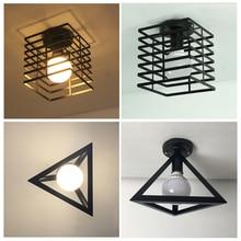 Luminaire déclairage du plafond, rétro, éclairage du plafond, lampe moderne, salon, chambre à coucher, cuisine, support de Surface, luminaire de couloir, lampe