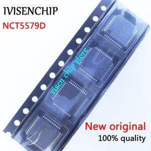2pcs NCT5579D QFP-64