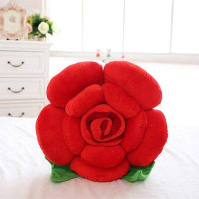 cartoon rose  flower plush toy large 70cm soft hug toy flower plush toy pillow  ,Christmas gift x236