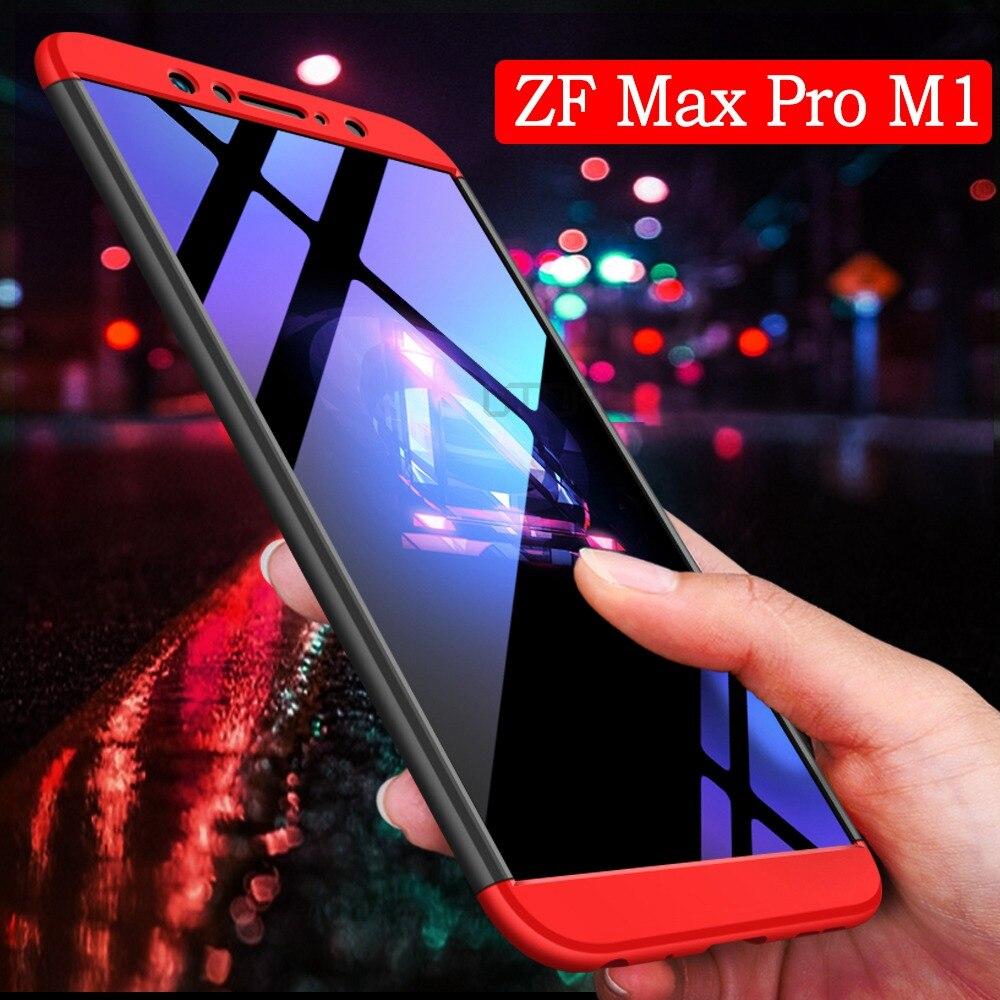 Funda protectora completa para Asus Zenfone Max Pro M1 ZB602kl caso cubierta dura de la PC para Zenfone ZB601KL caso Zenfone Max Pro M 1 5,99