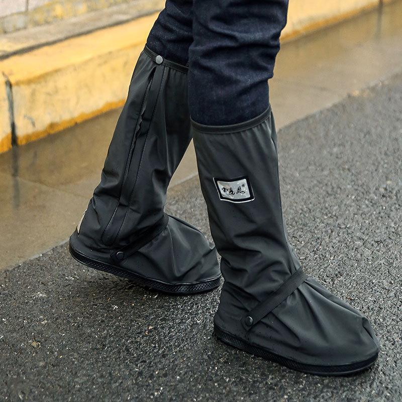 100% водонепроницаемая велосипедная обувь для мужчин и женщин, уличная спортивная обувь, нескользящая обувь для дождя, чехол для мотоцикла/ры...