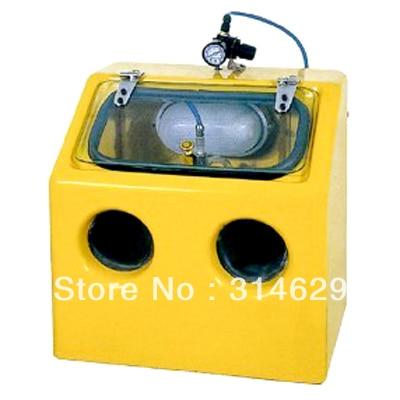 Sandblaster para jóias PolishingSandblasting molhado máquina de Jateamento Portátil 220 Vgoldsmith ferramenta e equipamentos