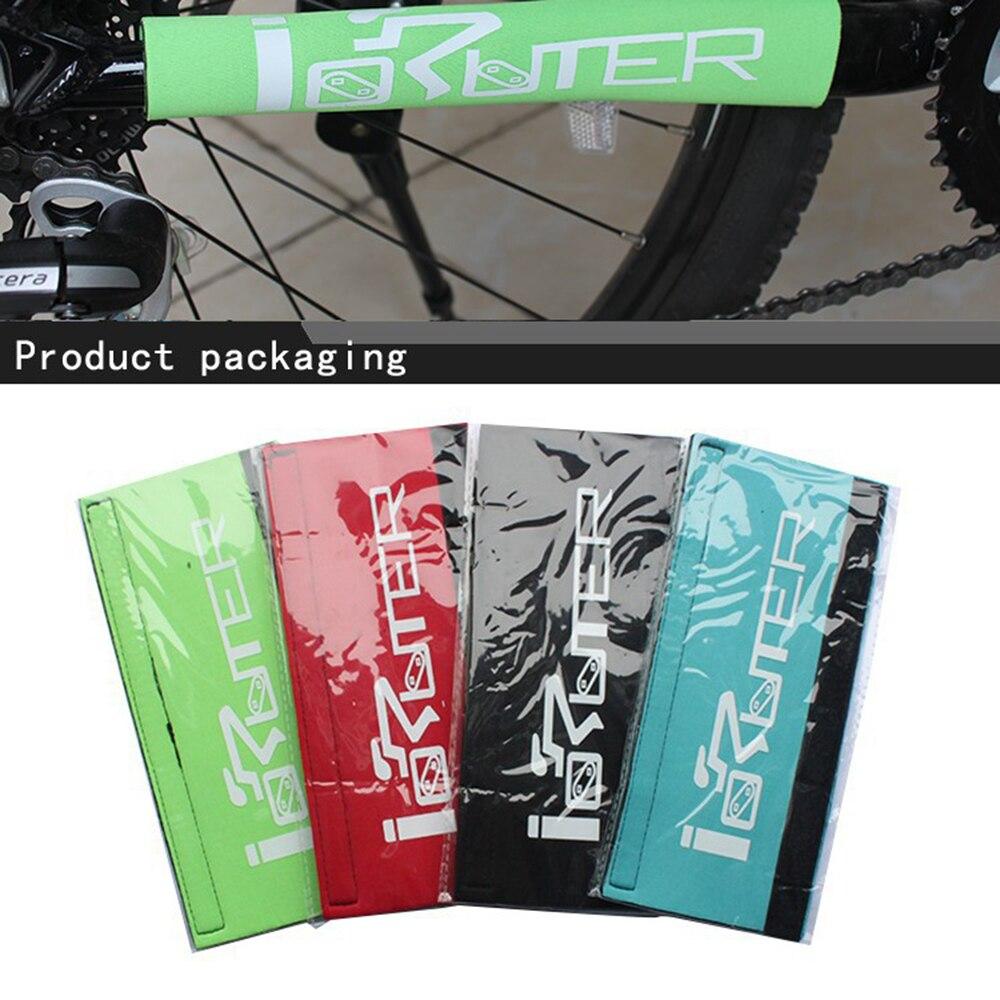 Protector de Cadena de bicicleta de montaña para bicicleta, 1 unidad, Color caramelo, resistente al agua, para bicicletas