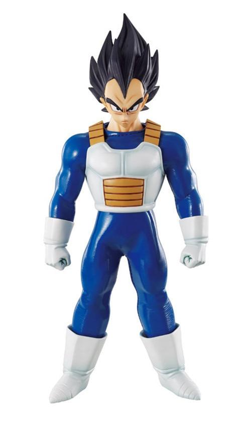 Huong Anime figura 18 CM de Dragon Ball Z Vegeta defensa Vegeta PVC figura de acción juguetes colecciones Brinquedos modelo
