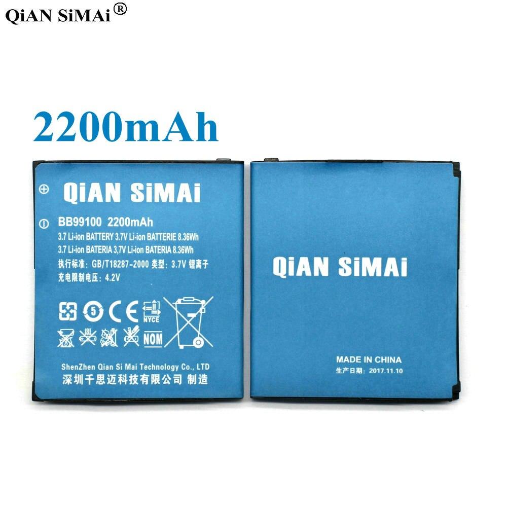 Qian simai alta qualidade 2200mah bb99100 bateria para htc google g5 g7 nexo um telefone t9188 a8181 + código de rastreamento