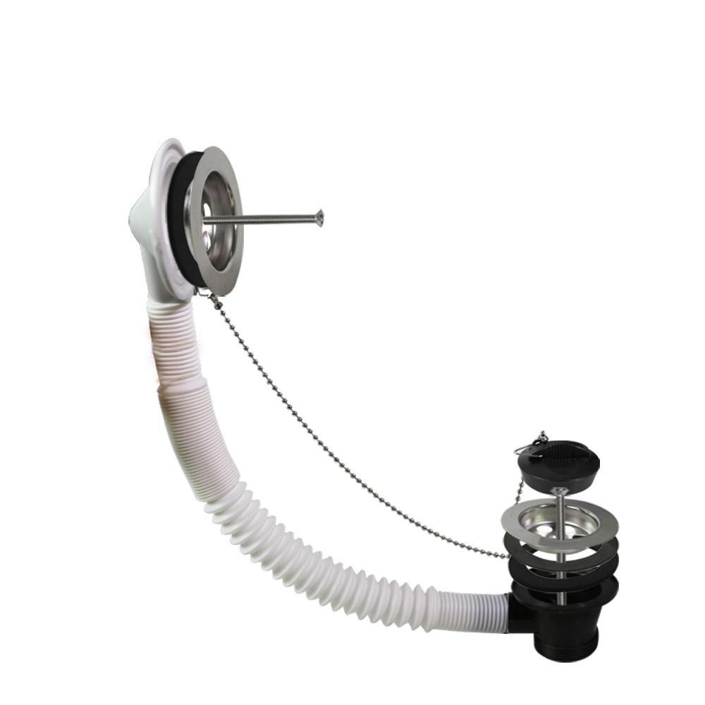 Talea Ванна сливной фильтр современный выделенный всплывающий Ванна отходы с переливом набор для ванной комнаты фильтр для ванной готовая сл...