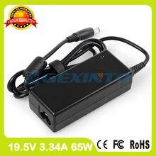 19.5 V 3.34A 65 W chargeur pour ordinateur portable ac adaptateur XK850 YR719 PP42L YR733 pour dell Latitude X1 XPS M1330 M1350