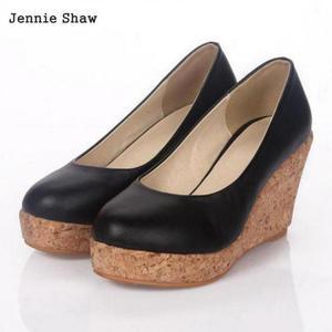 High Heels Shoes Fashion Wedges Platform Pumps 30 - 43 For Women's Shoes