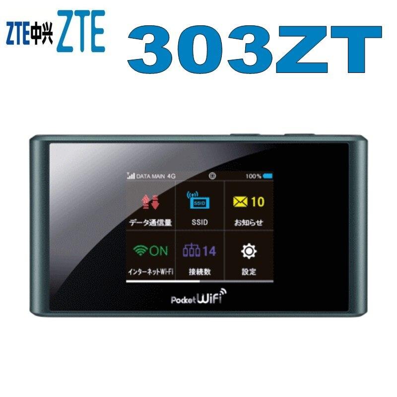 Lot of 10pcs ZTE Softbank 303zt LTE 4G WiFi pocket router unlocked