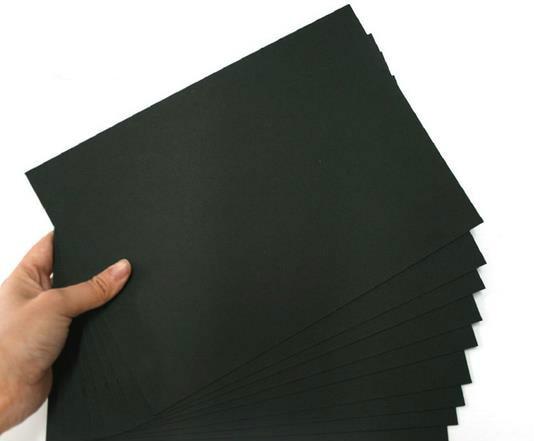 Картонная бумага формата А3/А4, 50 шт.