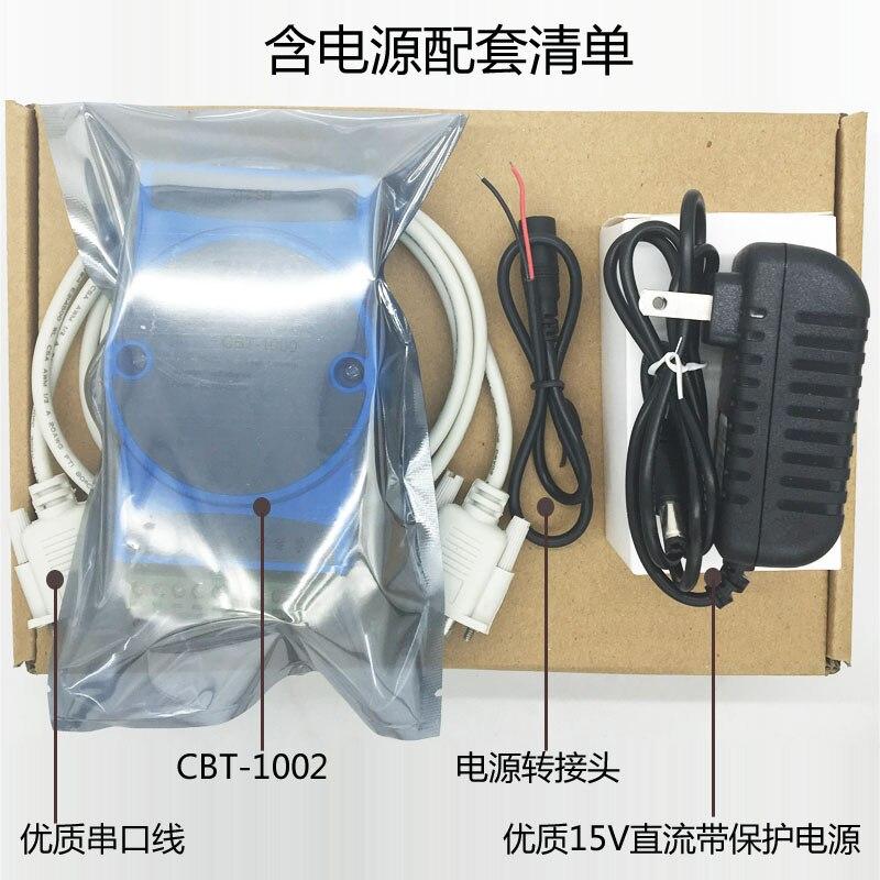 العزلة الصناعية الصف النشط ، محول RS232 ، 485/422 محول ثنائي الاتجاه ، السكك الحديدية حماية البرق ، CBT1002