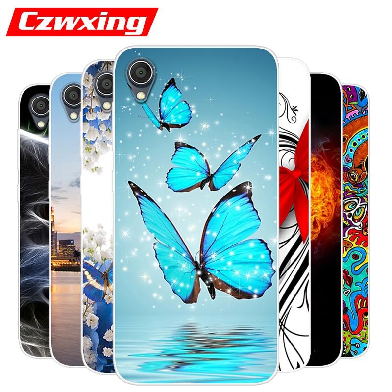 Asus ZenFone Live L2 ZA550KL Case Silicone TPU Soft Cover Phone Case For ASUS ZA550KL ZA ZA550 550 550KL KL LiveL2 Case 5.5