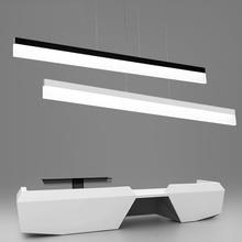 Modern Minimalism Office Led Pendant Light Dining Room hanging Lighting home Led Suspend Lamp Indoor Lighting Fixtures