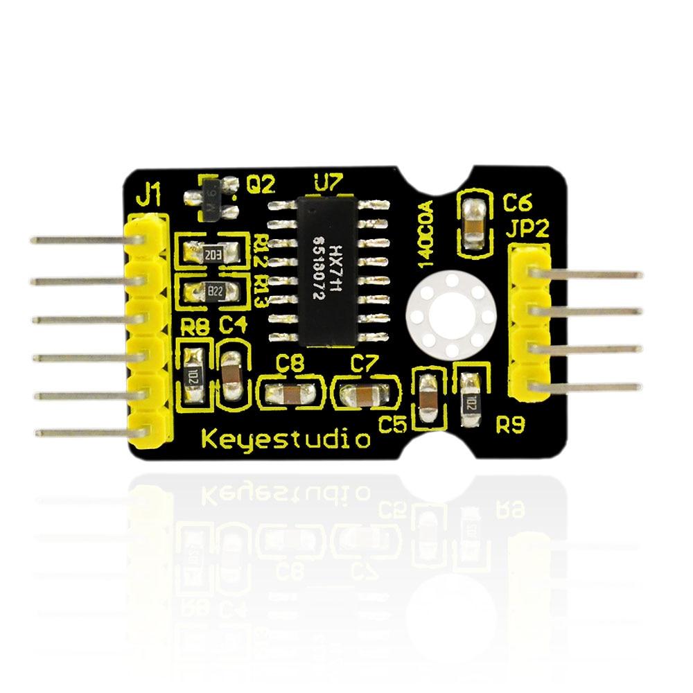 Keyestudio HX711 Módulo Sensor de presión de células de carga para arduino