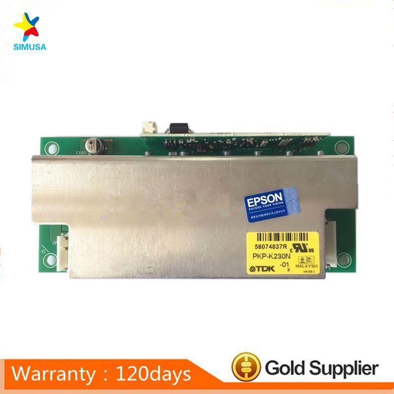 PKP-K230N vorschaltgerät bord für EB-910W/EB-915W/EB-925/PL910W/PL915W/PL1835/PLD6150, PKP-K230N Lampe fahrer (yellow label)