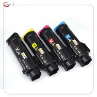 4 Pack Toner Cartridge Compatible for Dell H625cdw H825cdw S2825cdn  Black 3000 pages  Cyan Magenta Yellow 2500 pages