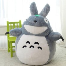 60 cm Anime dessin animé Miyazaki Hayao mon voisin Totoro peluche jouets poupées, 1 pcs/paquet