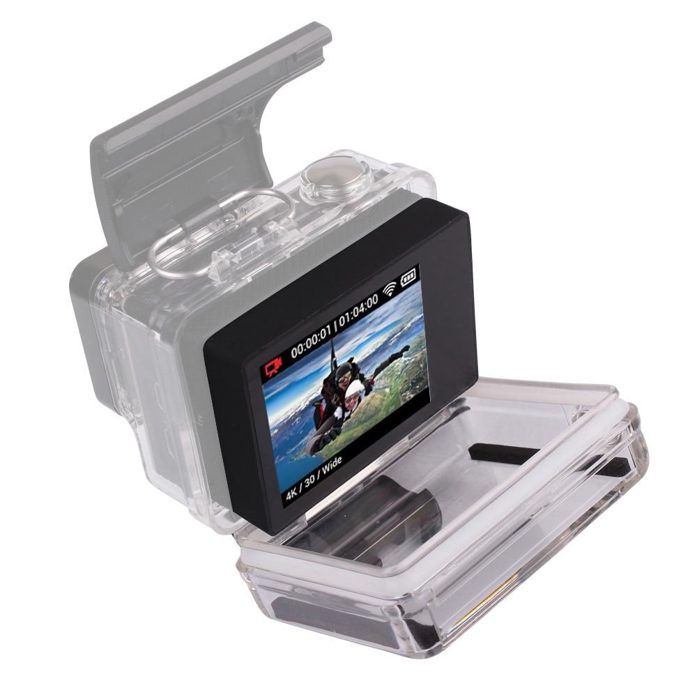 ЖК-дисплей для GoPro BacPac, экран с ЖК-экраном и задней крышкой для Gopro Hero 3 3 + 4, аксессуары для GoPro Hero 3 3 + 4