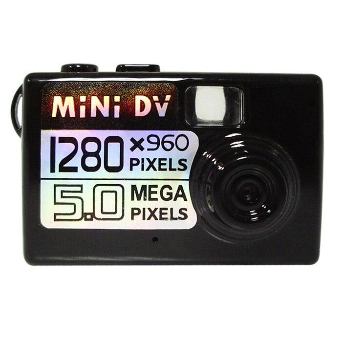 Mini videocámara Digital Winait HD 1280*960, cámara Digital de seguridad portátil 10 unids/lote