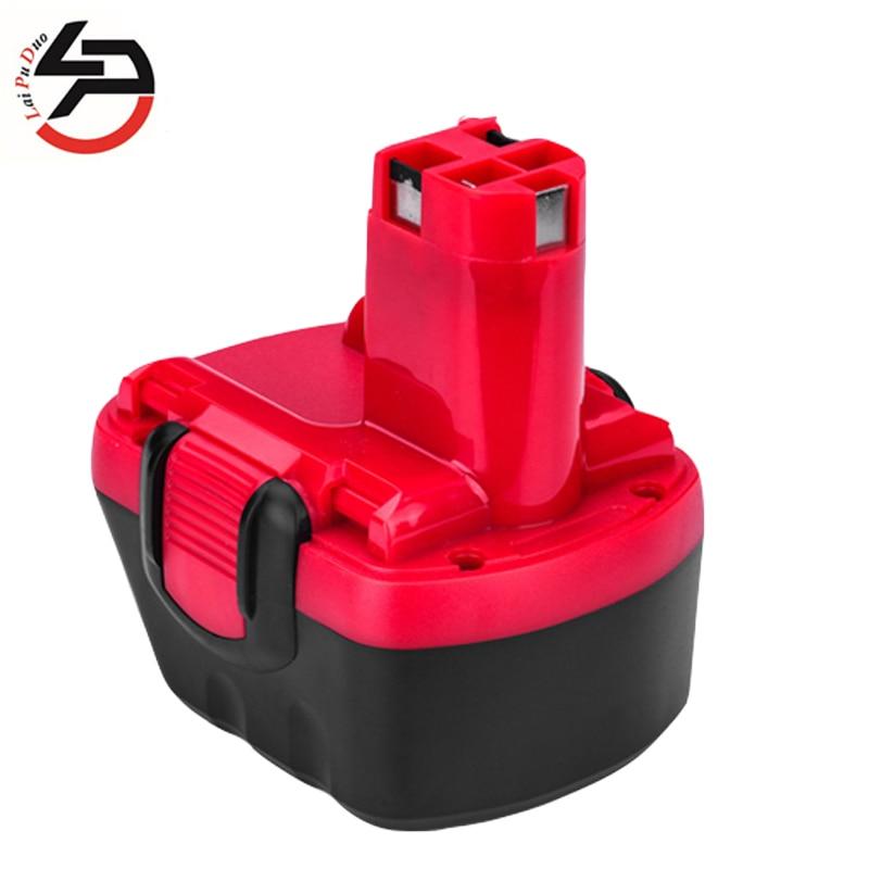 Batería de repuesto para herramienta eléctrica Bosch GSR 12 V ni-cd 2.0Ah para PSR 12 V PAG 12 VE-2 PSR 1200 BAT043 26073 35395 BAT045 BAT049