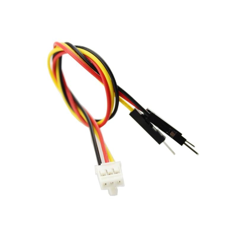 Elecrow 3-контактный соединительный провод TTL интерфейс коронка для разъема для 32u4 a7 платы DIY Kit 5 шт./компл.