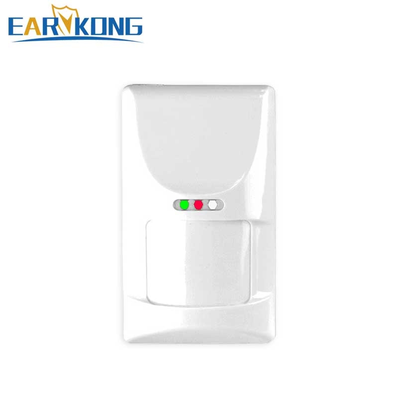 Hot Selling 433MHz Wireless PET Immune Detector Suitable for below 25kg animal, Passive Infrared Sensor For G90B/GSM/Wifi Alarm