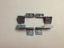 Genuine new frete grátis para dell inspiron e1705 9400 tela m90 m6300 9300 9200 esquerda direita dobradiças set bracket