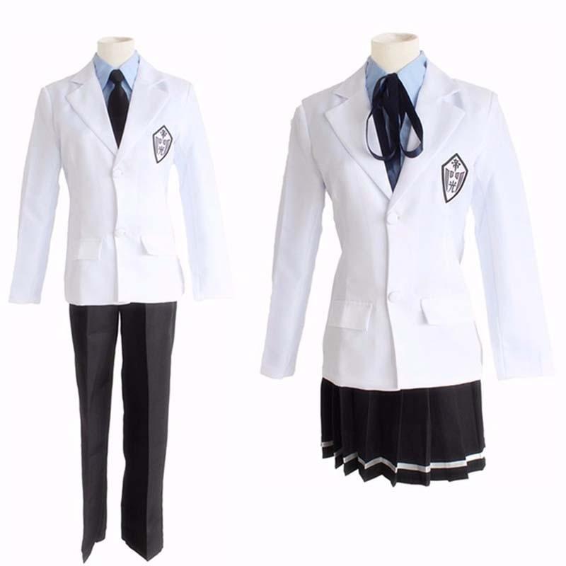 Anime Kuroko no Basuke Cosplay traje TEIKO Kise Ryota Cosplay de Halloween medio uniforme de la escuela envío gratis