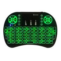 Клавиатура с подсветкой и тачпадом