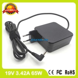 19 v 3.42A laptop charger AC Power Adapter para Asus Zenbook UX410UQ UX410UQK UX42V UX430UN UX430UQ UX430UX UX461UN Plugue DA UE